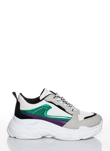 Efem Sneakers Yeşil